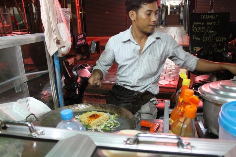 Umami making in Cambodia.