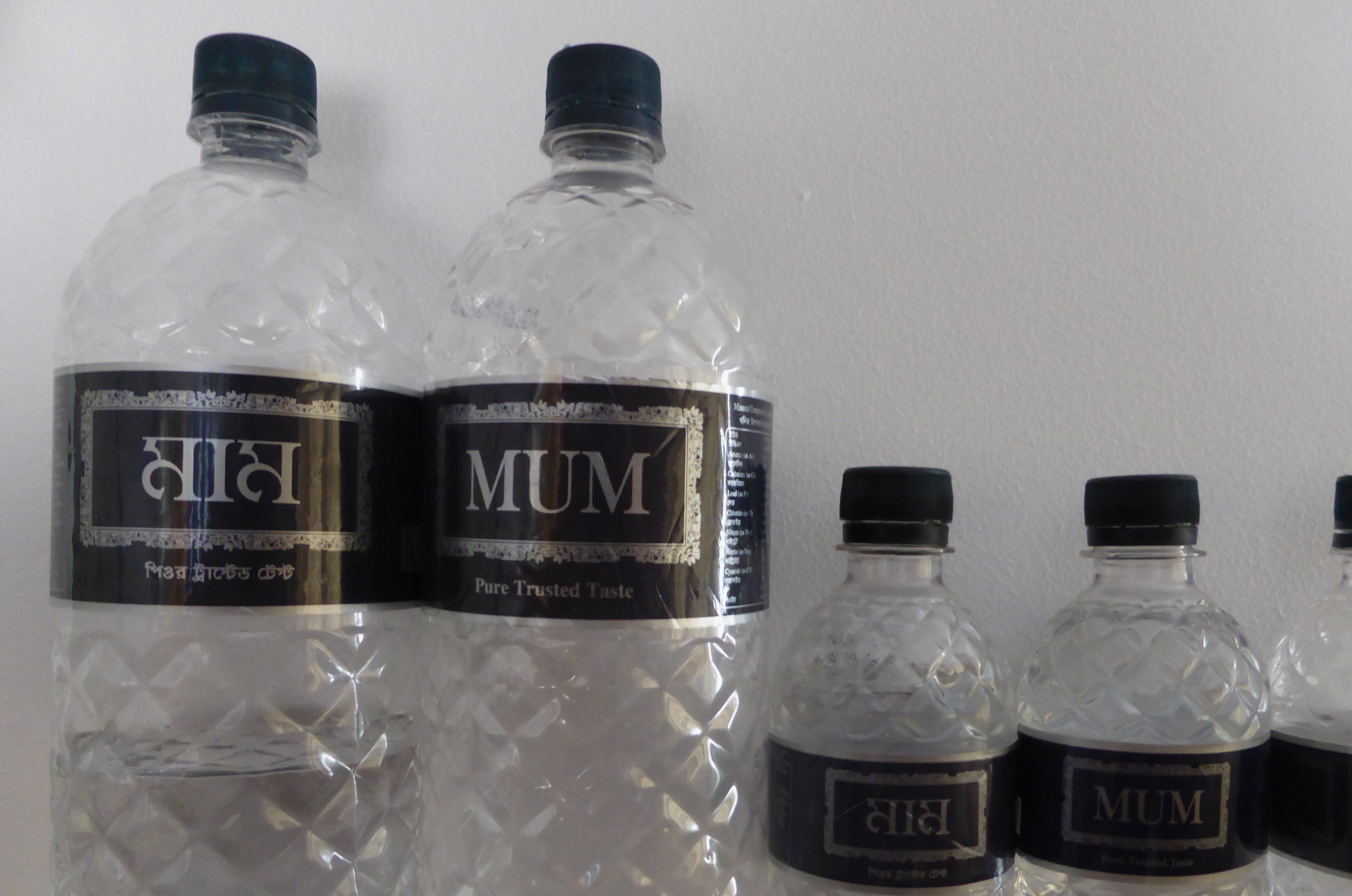 Mum is the brand here.