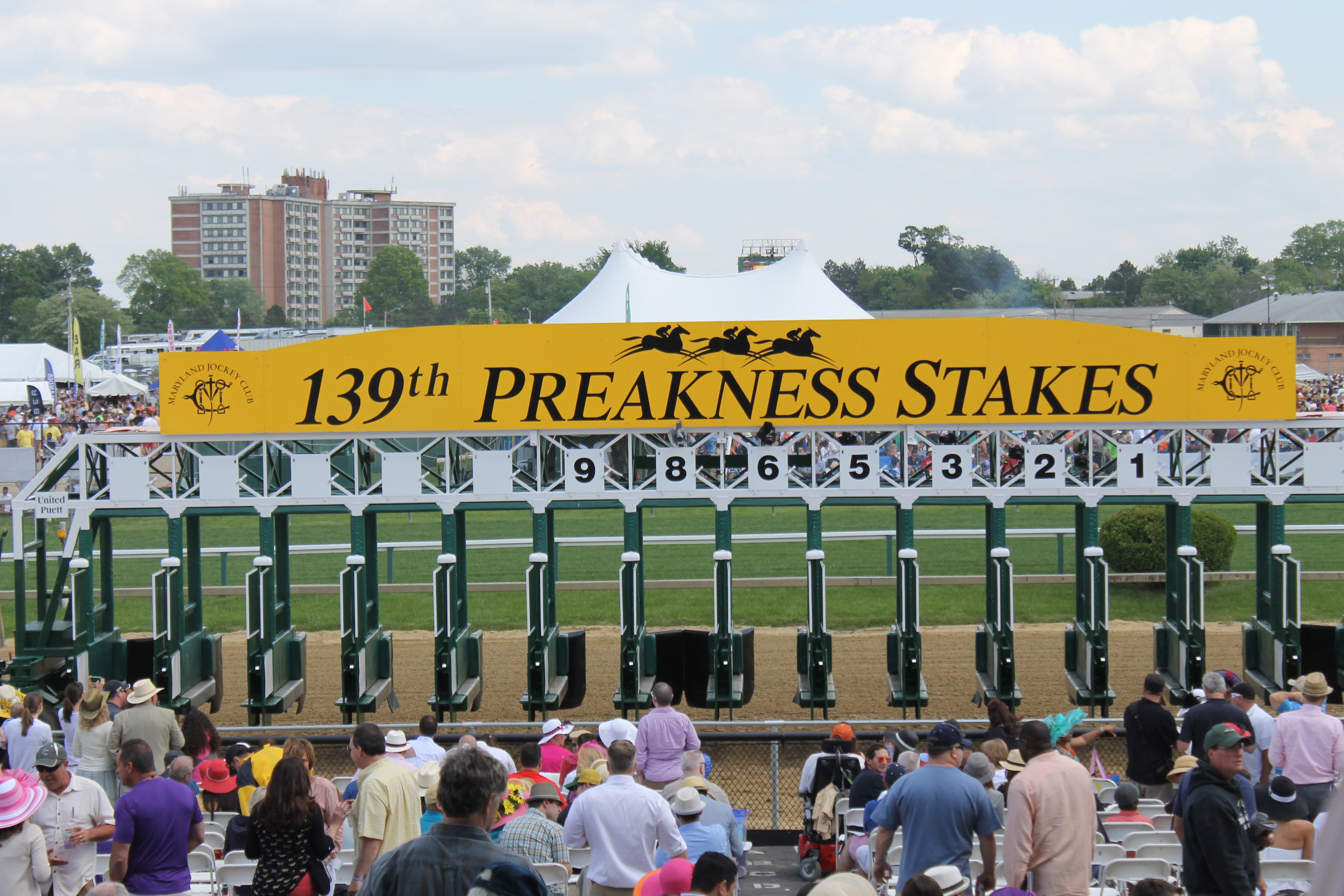 The Preakness.