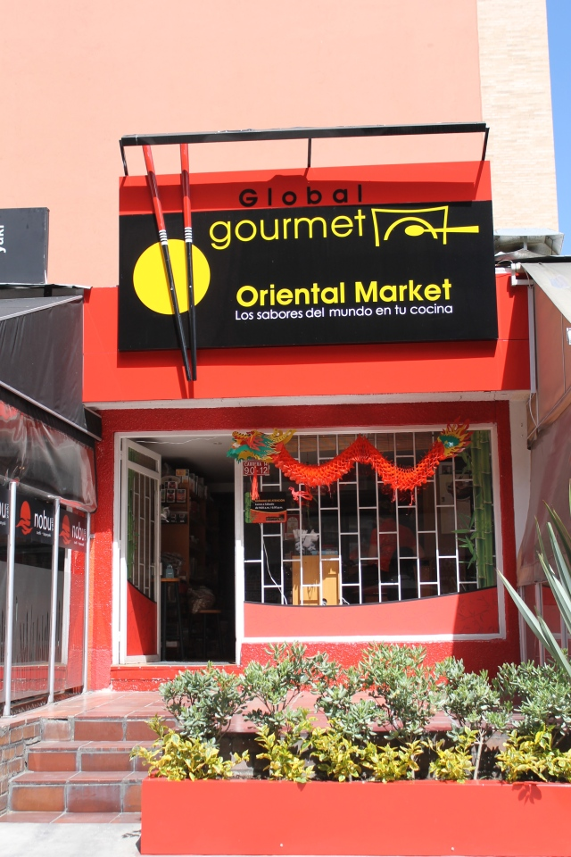 Global Gourmet on Calle 14 at 90.