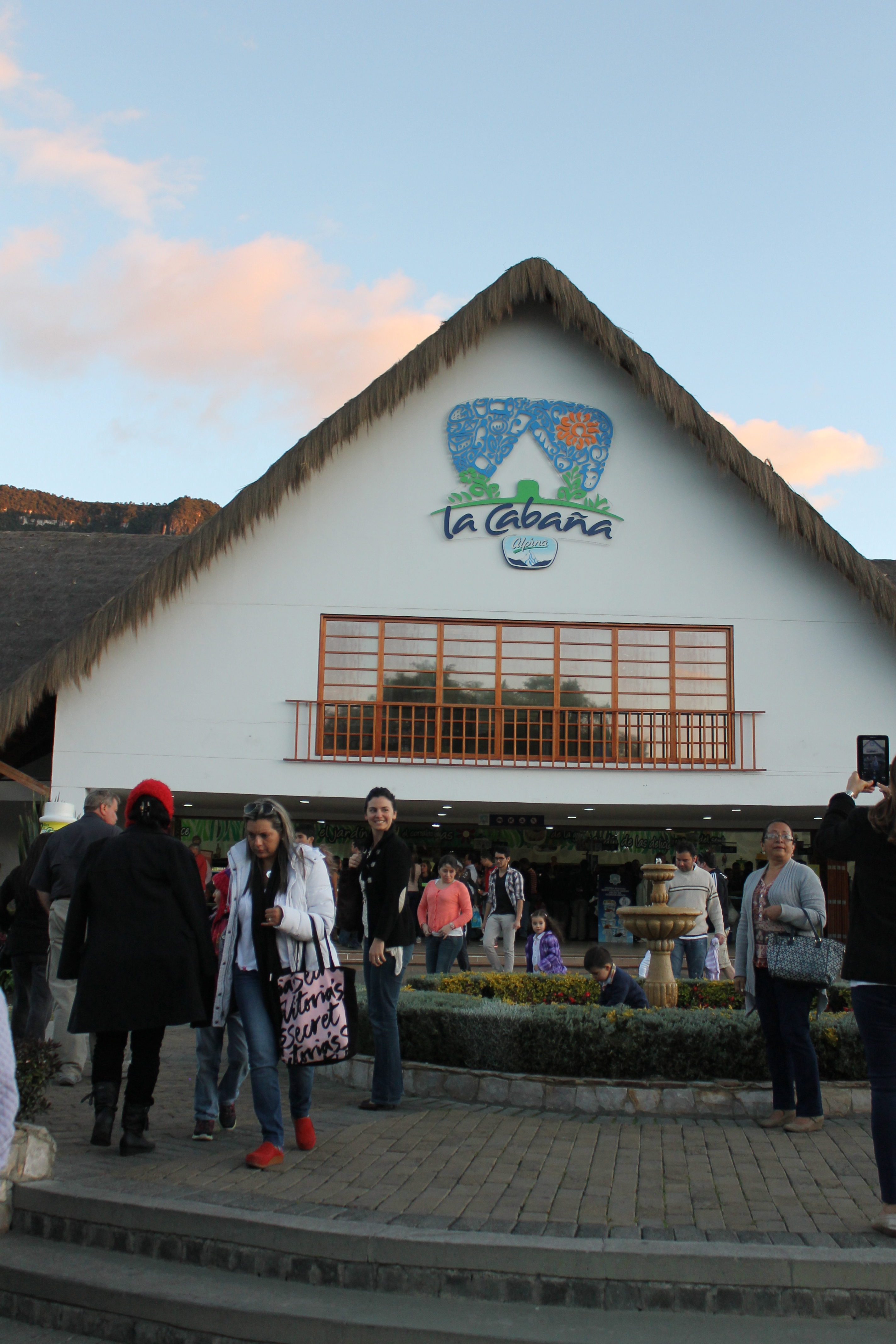 The dairy outlet.