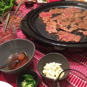 I use Koller's beef when I serve bulgogi at home.